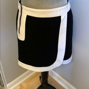 Vertigo mini skirt